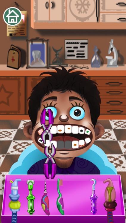 Crazy Little Dentist screenshot-4
