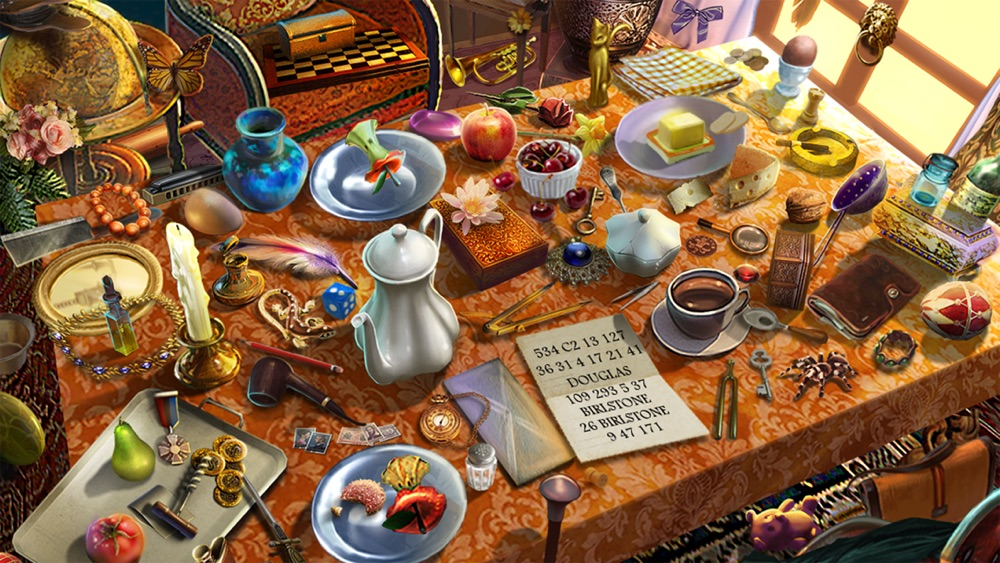 Hidden Object Game FREE - Sherlock Holmes: The Valley of Fear hack tool