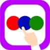 Colors Touch | App for Kindergarten and Preschool Kids