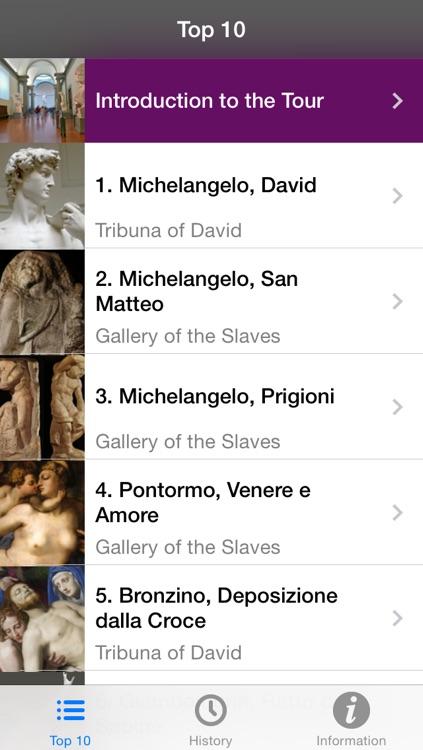 Galleria dell'Accademia di Firenze English LITE