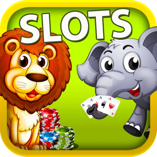 Safari Jungle Slot Adventure Pro icon