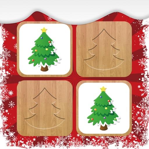 Match Cards-Christmas