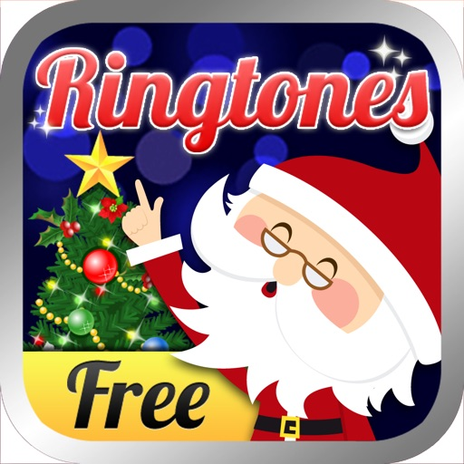 Free Christmas Ringtones! - Christmas Music Ringtones iOS App