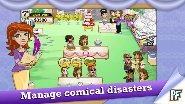 Wedding Dash Deluxe screenshot-1