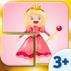 Activities of Kids Games for Girls - Princess Puzzle (9 Pieces) 3+