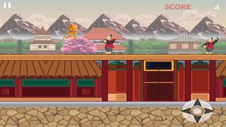 Ninja & Samurai Warrior Rooftop Sword Fighting Battle Free