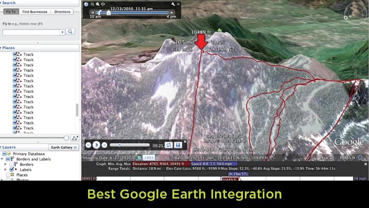 GPS Kit - Offline GPS Tracker screenshot-4