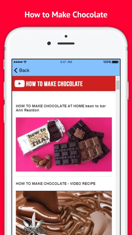 How to Make Chocolate screenshot-3