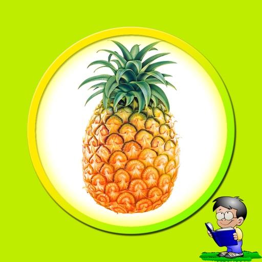 Más frutas y verduras en Español - Learn Fruits and Vegetables in Spanish