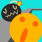 あぶない玉ころがし-爆弾をかわしてゴールをめざせ! icon