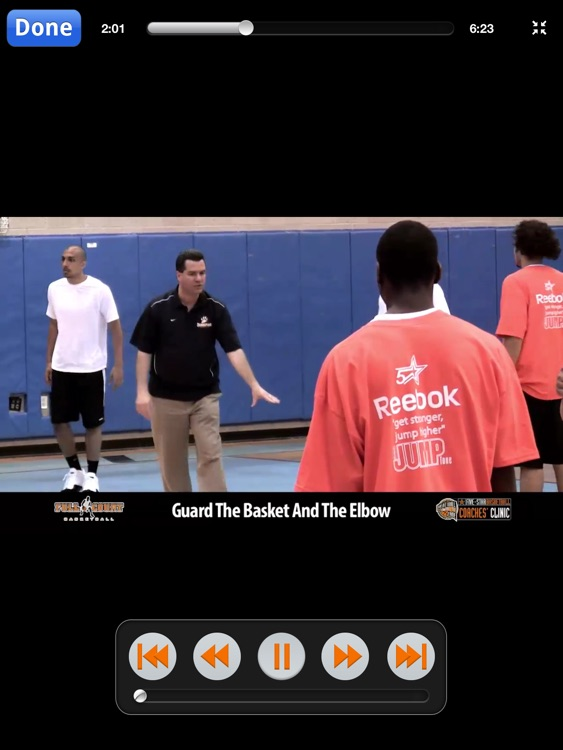 2-2-1 Press - With Coach Tom Moore - Full Court Basketball Training Instruction - XL screenshot-3