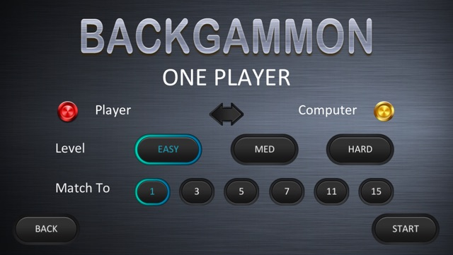 Backgammon ++ Screenshot