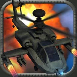 Apache War Helicopter
