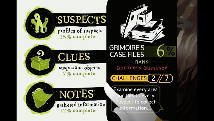 Detective Grimoire screenshot-3