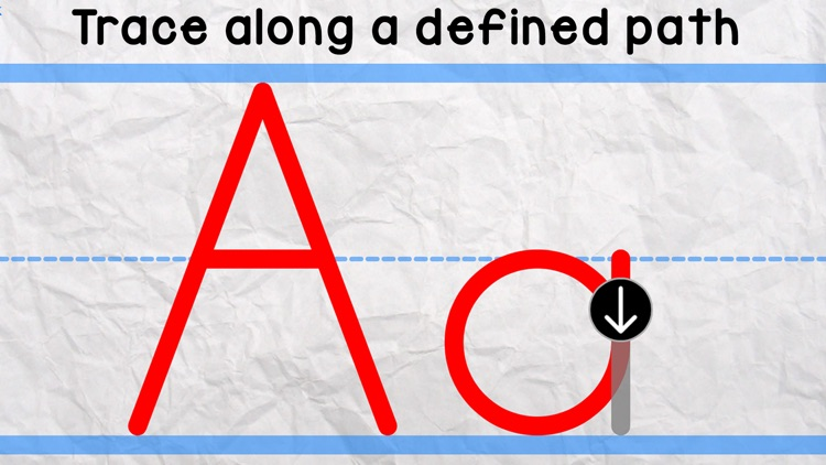 Alphabet Tracer | Learn to Write the Alphabet Letters screenshot-0