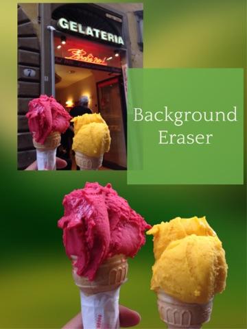 背景透明化 HD - Background Eraserのおすすめ画像1