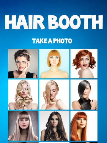 Hair Booth Salon Free Try A New Hairstyle Today App Price Drops