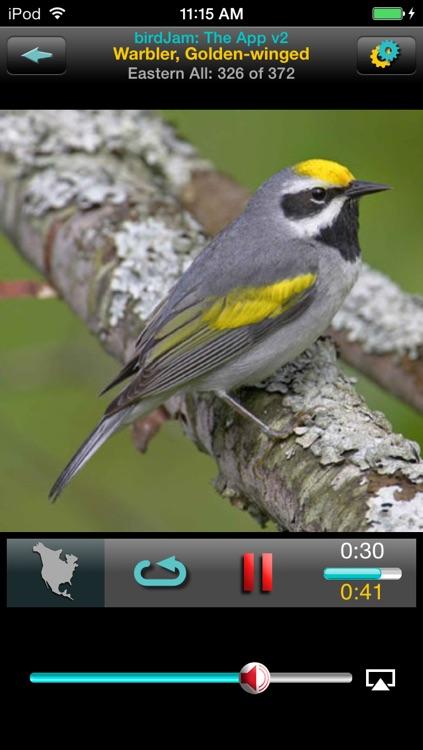 birdJam: The App v2 screenshot-3