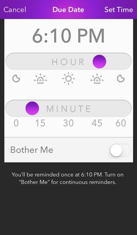 Finish. The procrastinator's to-do list. screenshot-3