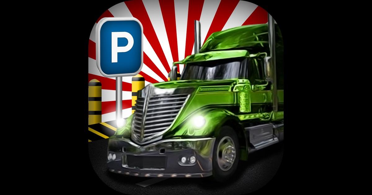truck parking jeu gratuit jeux de camion gratuits de. Black Bedroom Furniture Sets. Home Design Ideas