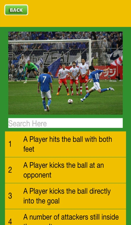 Football Rules Quiz