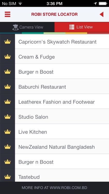 Robi Store Locator screenshot-4