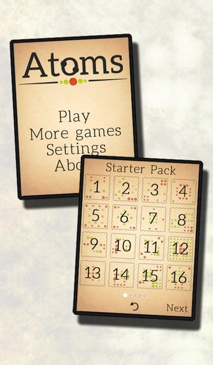 Atoms Puzzle screenshot-4