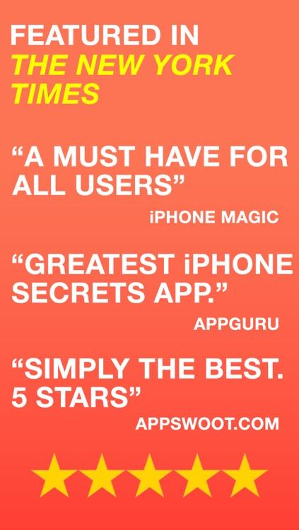 Tips for iPhone - Tricks & Secrets