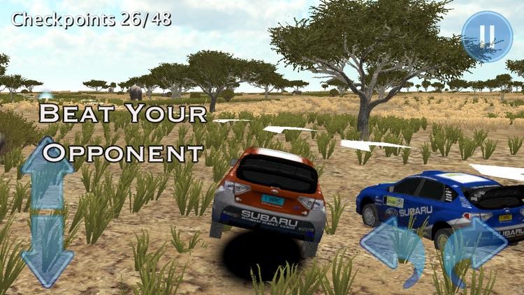 African Rally Race 3D : 4x4 Real Kruger Safari Racing