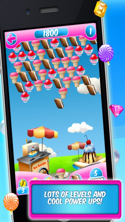 Ultimate Bubble Trouble Shooter Game - Play Free Fun Kids Puzzle Games screenshot-2