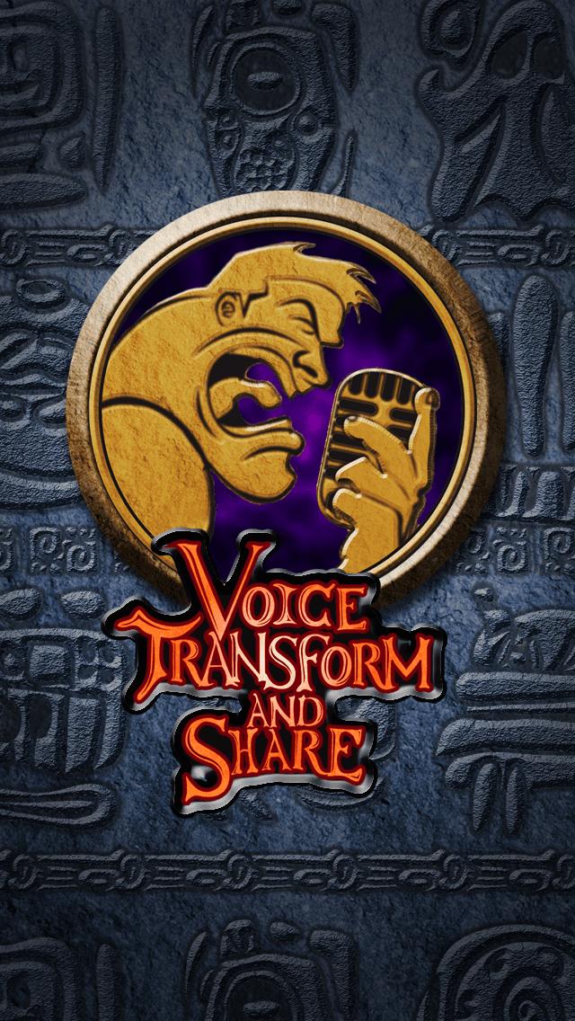 Voice Transform and Shareのおすすめ画像1