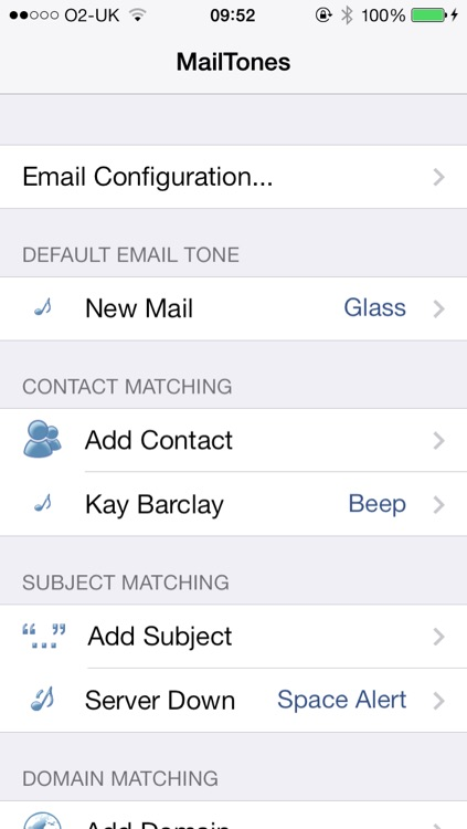 MailTones - Pager Alerts for Email and Gmail