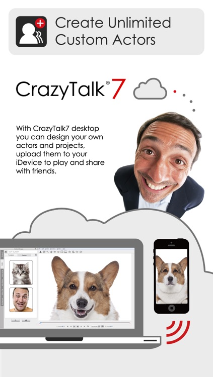CrazyTalk screenshot-4