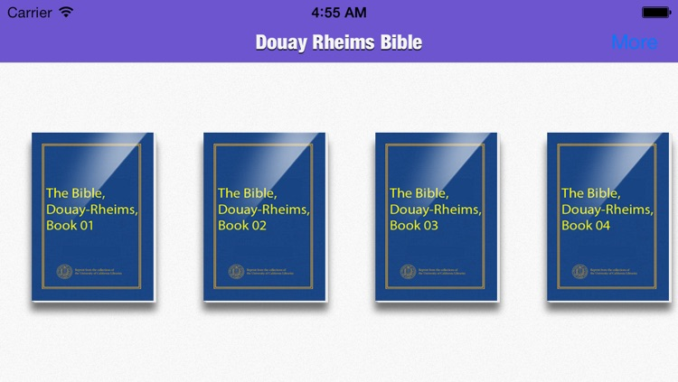 The Bible Douay Rheims version