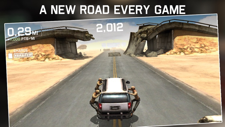 Zombie Highway: Driver's Ed screenshot-3