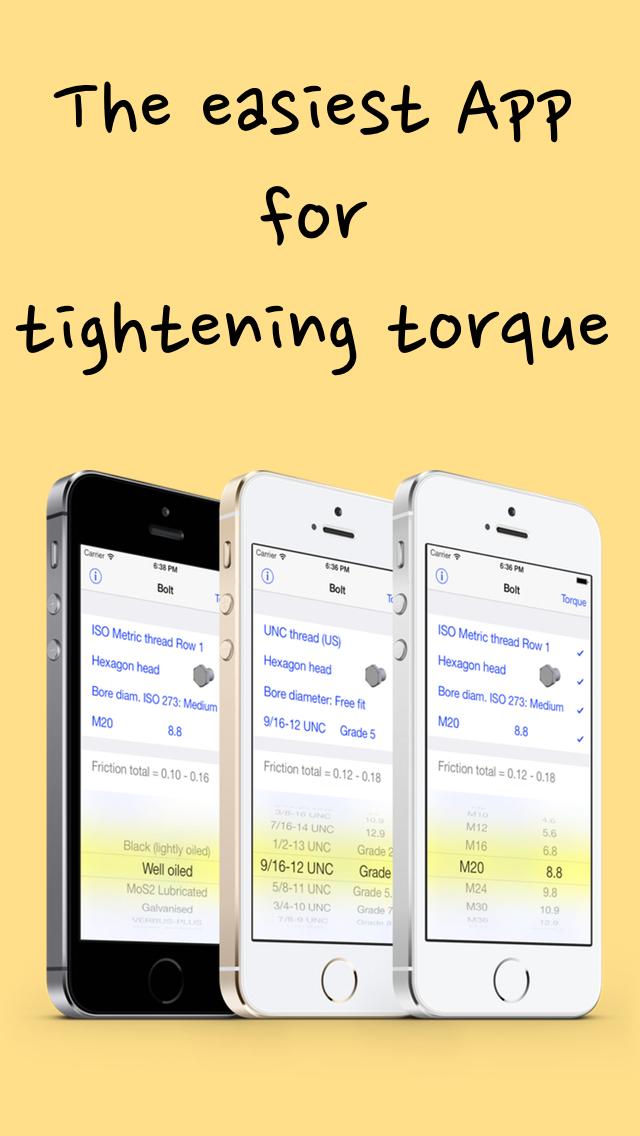 Bolt Torque | App Price Drops