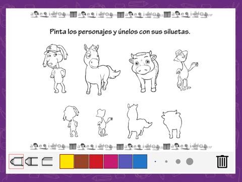Colorea y Aprende con el Perro Chocolo: La escuelita por Elizabeth ...