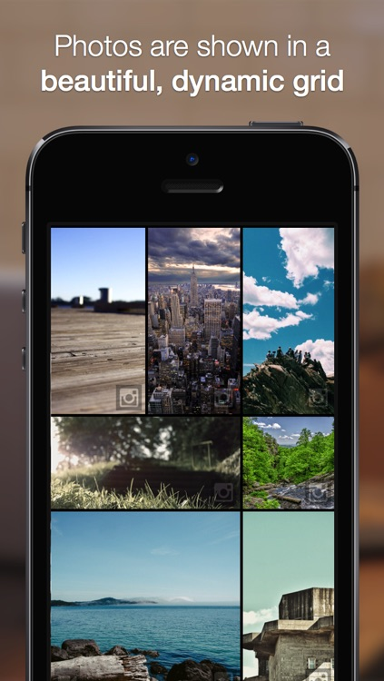 Colorbay: Photo Discovery, Redefined