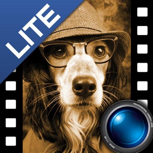 Vintage Camera Old Fashioned Western Video - Free iOS App
