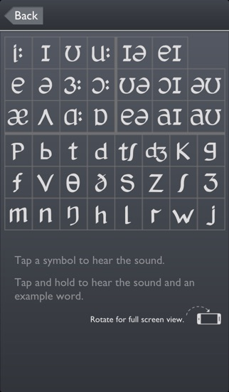 Sounds: The Pronunciation App FREE iPhone
