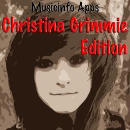 Musicinfo Apps - Christina Grimmie Edition+