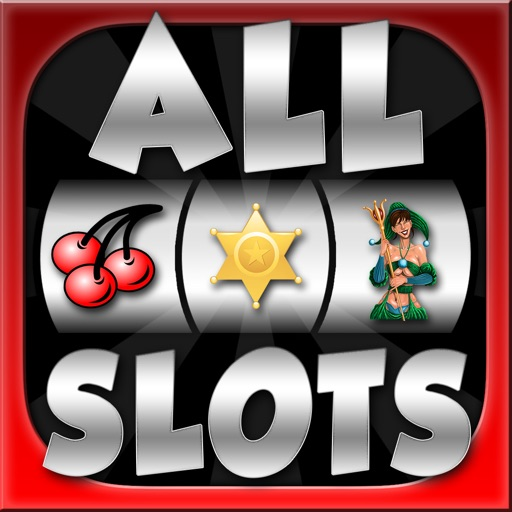 All Slots Machine Mega 777 - Bonus Wheel and Multiple Paylines Edition icon