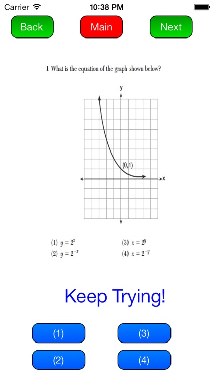 New York State Regents Review- Algebra 2 & Trigonometry screenshot-3