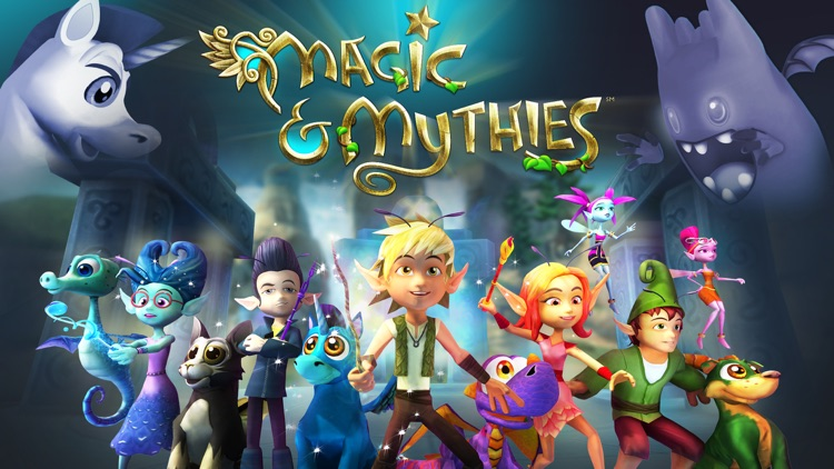 JumpStart Magic and Mythies screenshot-0