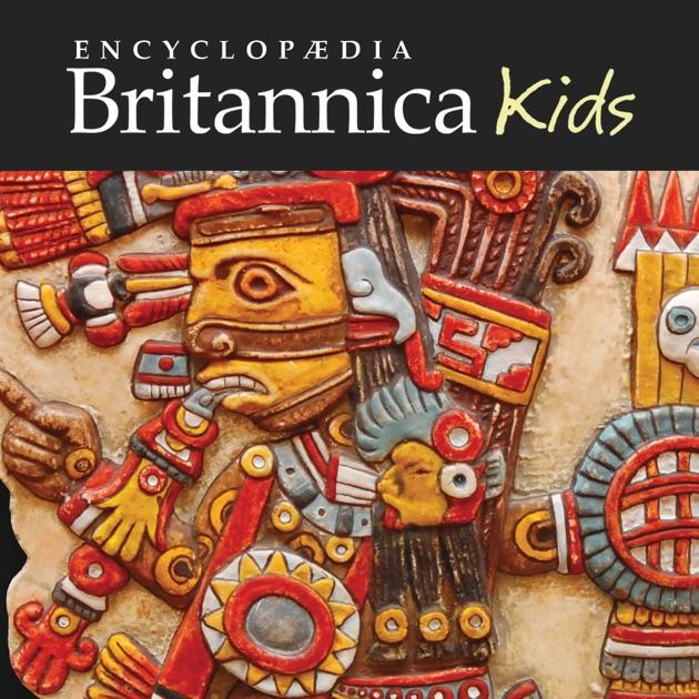Britannica Kids: Aztec Empire en App Store