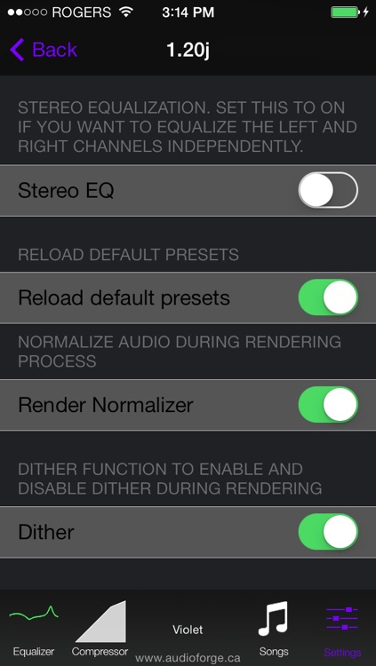 Remaster - Audiobus and Audiocopy screenshot-4