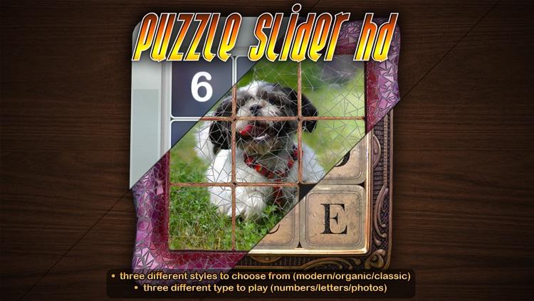 Puzzle Slider HD