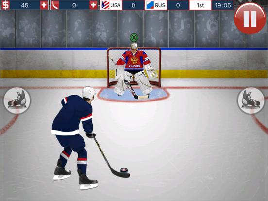 Hockey MVP screenshot