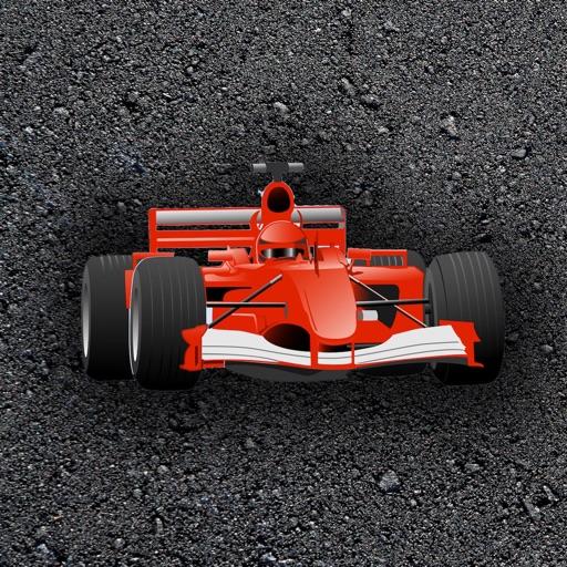 Pixel Formula drag race