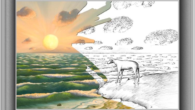 Aries the Sheep - Art by Vladimir Kush screenshot-3